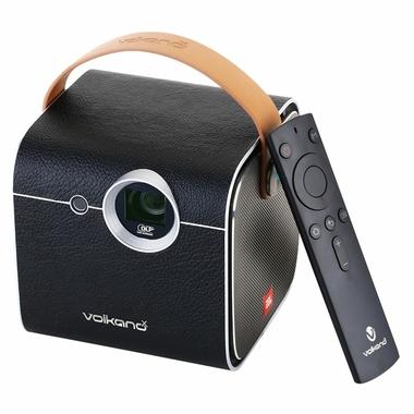 Matériels informatique vidéoprojecteur portable VOLKANO VK-20073-BK-1 HD infinytech Réunion 1