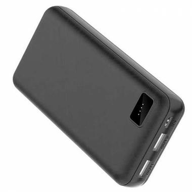 Accessoires téléphonie powerbank XIPIN M7 20000 mAh Noire infinytech Réunion 1