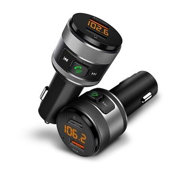 Accessoires auto Kit Bluetooth et transmetteur FM WE CONNECT WETRANSFMBT infinytech Réunion 1