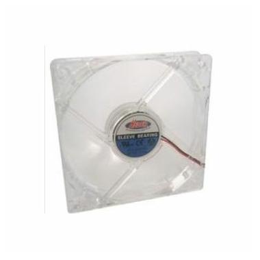 Matériels informatique ventilateur HEDEN 8cm transparent infinytech Réunion 1