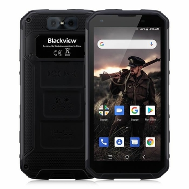 Matériels informatique smartphone BLACKVIEW BV9500 Pro infinytech Réunion 4
