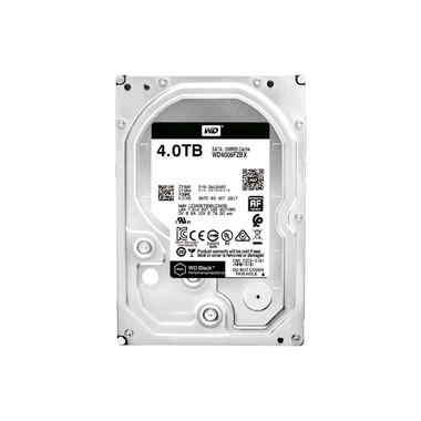 Matériels informatique disque dur 3.5 SATA WESTERN DIGITAL Black 4 To WD4005FZBX infinytech Réunion 1