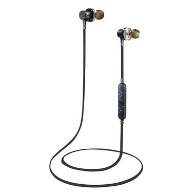 Accessoires téléphonie écouteurs magnétique VOLKANO VK-1104-BK Bluetooth infinytech Réunion 1