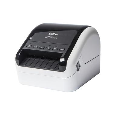 Matériels informatique imprimante d'étiquette professionnelle BROTHER QL-1110NWB infinytech Réunion 1