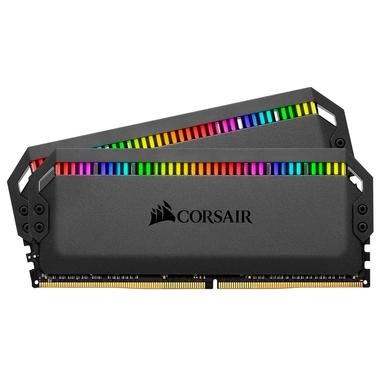 Matériels informatique DIMM CORSAIR Dominator Platinum RGB 32 Go 2x16Go DDR4 3200 MHz infinytech Réunion 1