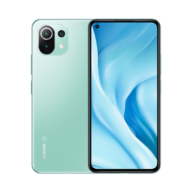 Téléphonie mobile smartphone XIAOMI Mi 11 Lite 128 Go Vert infinytech Réunion 1