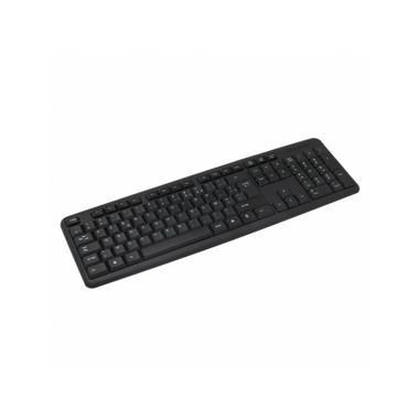 Matériels informatique clavier APM Filaire USB Noir infinytech Réunion 1