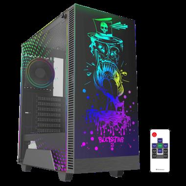 Matériels informatique boitier GAMEMAX RockStar 2 infinytech Réunion 1