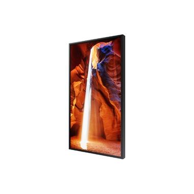 Matériels vidéo écran vitrine professionnel SAMSUNG série OMN 55 pouces LH55OMNSLGB infinytech Réunion 3