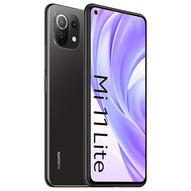 Téléphonie mobile smartphone XIAOMI Mi 11 Lite 6-128Go Noir infinytech Réunion 1