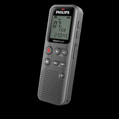 Matériels informatique dictaphone PHILIPS VoiceTracer DVT1100 4Go infinytech Réunion 1