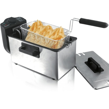 Electroménager friteuse TECHWOOD TFR-300 infinytech Réunion 1