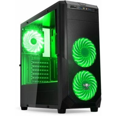 Matériels informatique boitier ATX Spirit of Gamer Rogue One Vert infinytech Réunion 1
