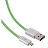 Câble Trendy BLUESTORK micro USB vers USB Vert