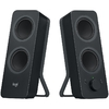 Haut parleurs 2.0 LOGITECH Z207 Noir