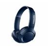 Casque micro PHILIPS SHB3075BL Bluetooth Bleu