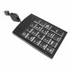 Pavé numérique VOLKANO VK-20021-BK USB 2.0 Noir