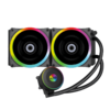 Watercooling M.RED aio 240mm RGB Rainbow airw-24