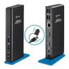 Station d'accueil USB 3.0/USB-C i-TEC Dual HDMI