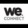 Logo WE CONNECT souris clavier pc tablette disque dur accessoires matériels informatique