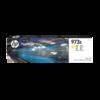 Cartouche d'encre HP 973 XL Jaune
