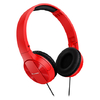 Casque PIONEER MJ503R Filaire Rouge