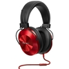 Casque PIONEER SE-MS5T Filaire Rouge