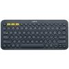 Mini clavier LOGITECH K380 Bluetooth Noir
