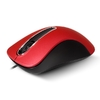 Souris ADVANCE Shape 3D Filaire Rouge