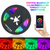 Bande lumineuse LED multicolore Smart Wifi 2M infinytech Réunion 2
