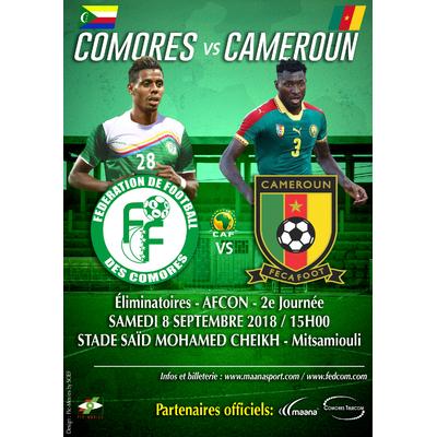Poster COM - CAM