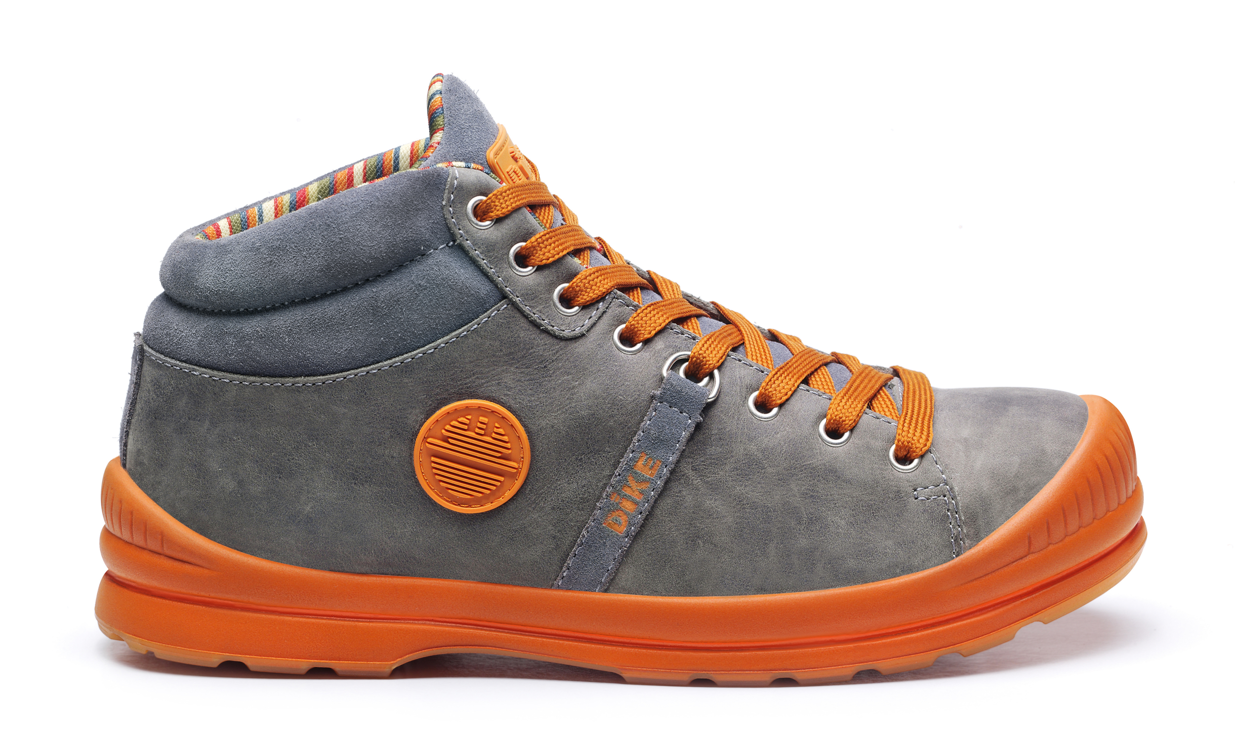 Chaussure de sécurité SUPERB MI-HAUTE PLOMB S3 SRC 27021-205 DIKE - Du 38 au 47