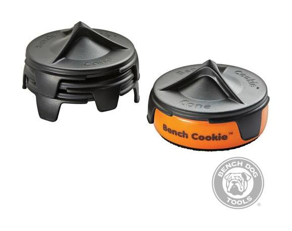 CÔNES PROTÈGE SURFACE BENCH COOKIES DE BENCH DOG - LOT DE 4 CÔNES