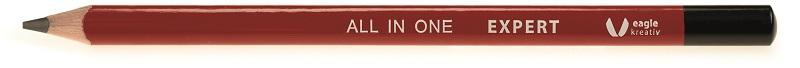 CRAYON UNIVERSEL | CELLUGRAPH GRAPHITE | TOUTES SURFACES LISSES | 24 cm |