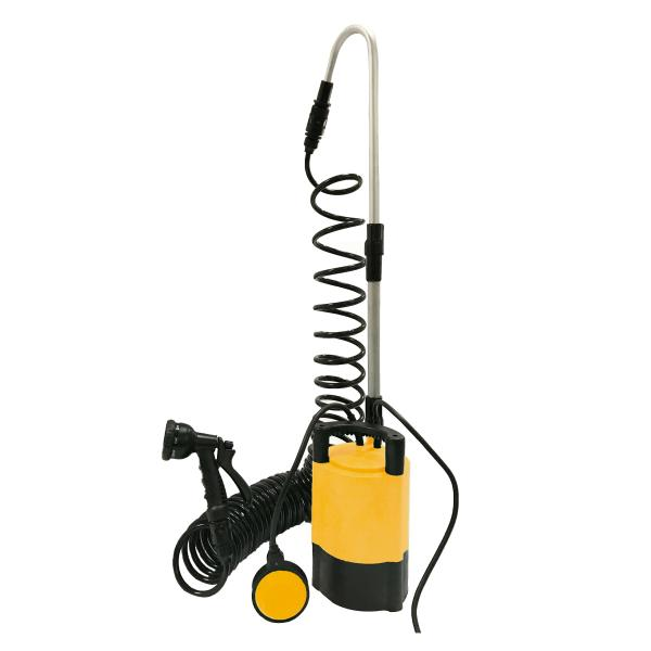 POMPE D\'ARROSAGE ET DE VIDAGE  ELECTRIQUE DE TEXAS - CW410 - 230 V - 90063085