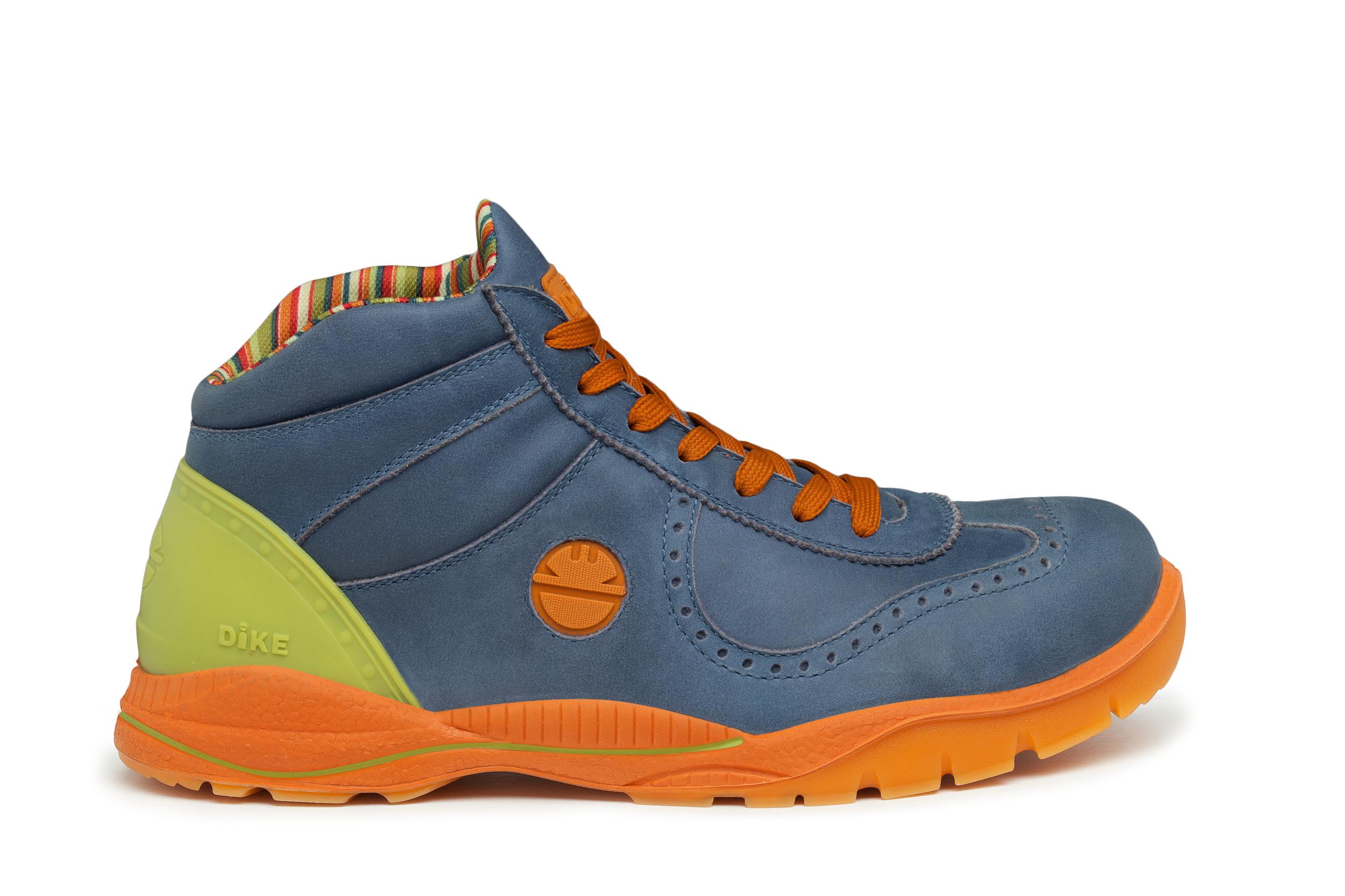 Chaussure de Sécurité Haute JET S3 SRC Ciel   DIKE   Jumper   Réf. : 28023-805