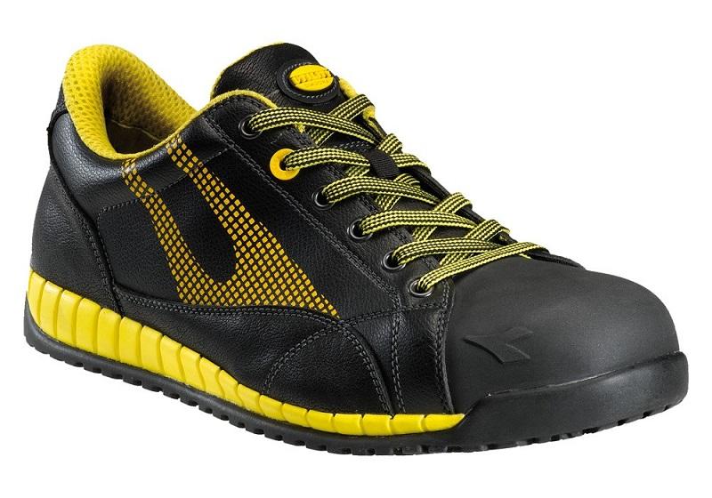 Chaussure de sécurité Basse SPEEDY S3 HRO SRC Noir | DIADORA UTILITY | Pointures 43 & 44