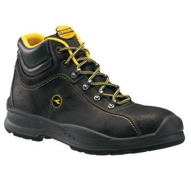 Chaussure de Sécurité Haute FLOW S3 SRC Noir | DIADORA UTILITY | Pointures 42 et 44