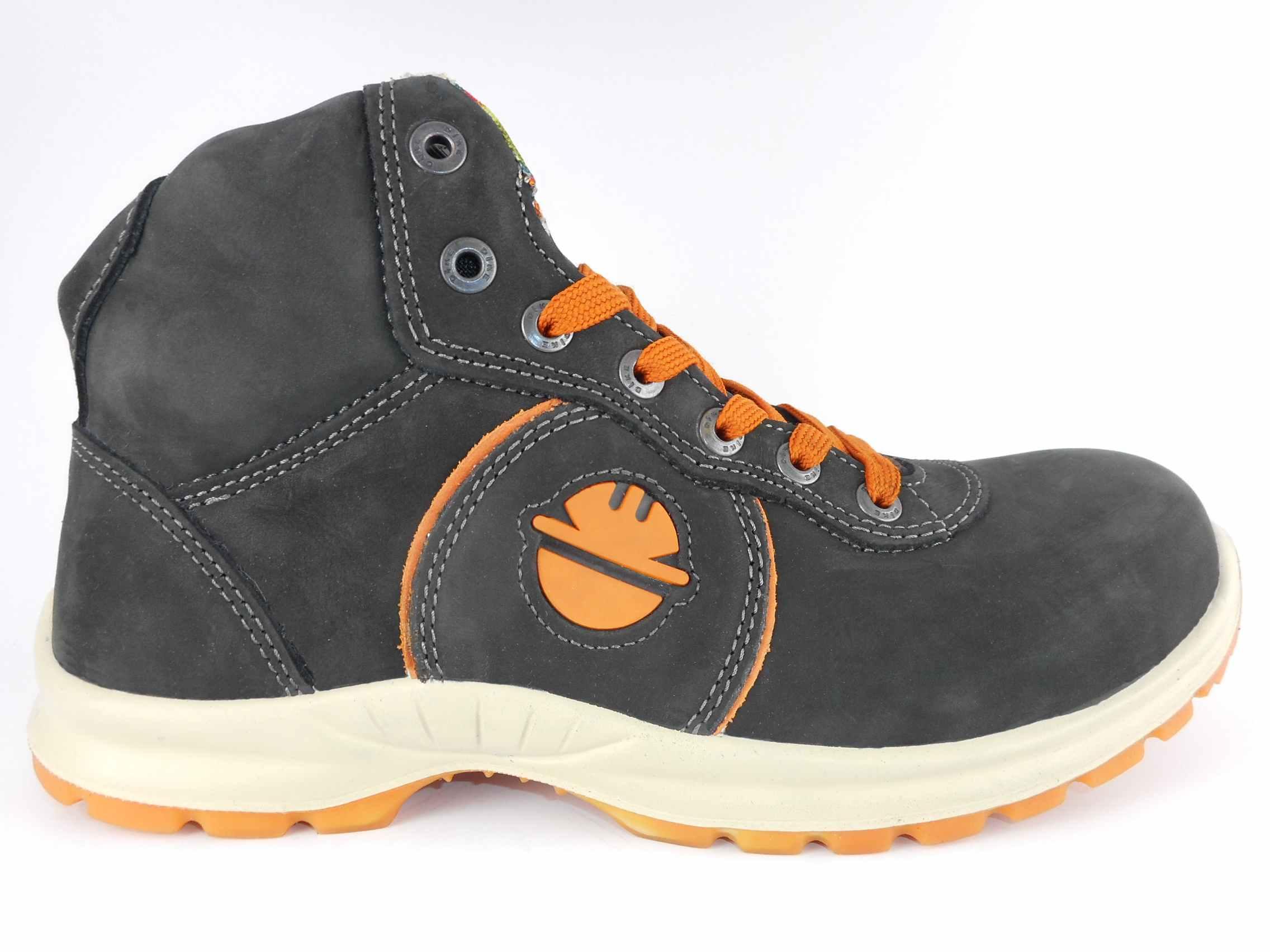 Chaussure de sécurité ADVANCE HAUTE NOIRE S3 SRC DIKE - Du 38 au 47