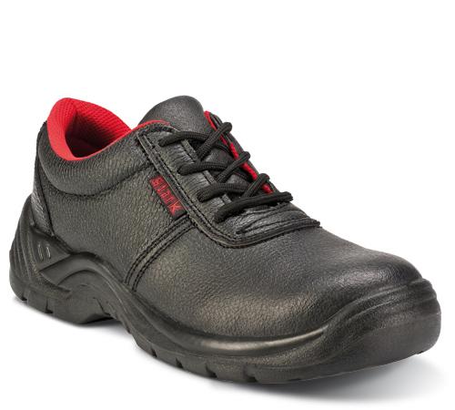 Chaussure de sécurité Basse | POTENT S1P SRC Noir | FTG | Du 38 au 47
