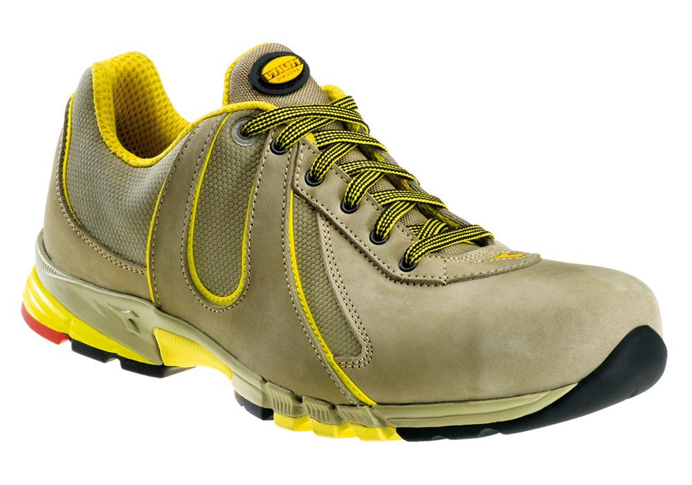 Chaussure de sécurité Basse PRESSING S3 SRC HRO Gris Mouette | DIADORA UTILITY | Pointures 40 et 46