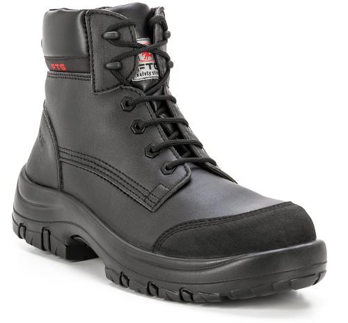 Chaussure de Sécurité | FTG | TOUR HAUTE S3 SRC Noir | Du 38 au 48