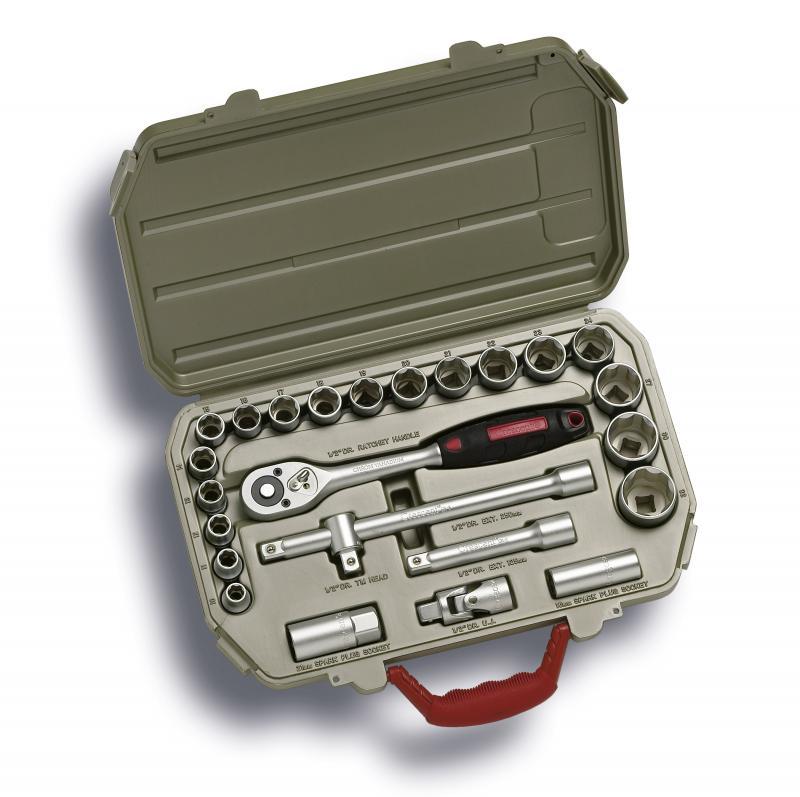 Valise outils crescent CTK 25 de 25 pièces