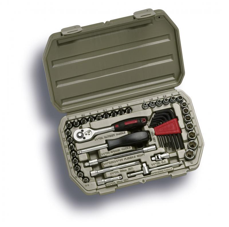 Valise outils CTK 45 de 45 pièces