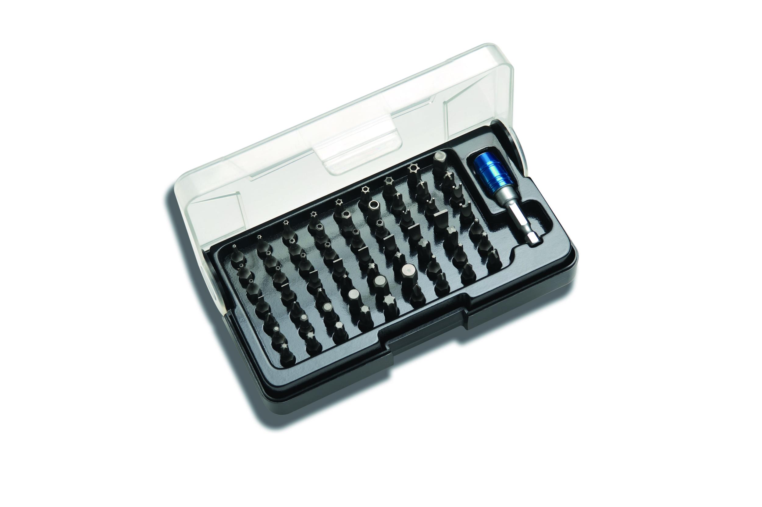 Valise outils Crescent CTK 64 de 64 pièces porte embouts