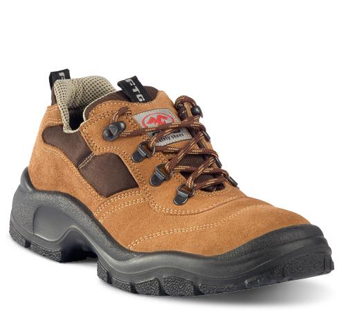 Chaussure de sécurité Basse | 8001 S1P SRC Marron | FTG | Du 38 au 47