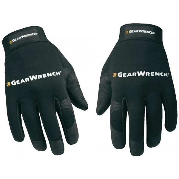 Gant de Mécanicien noir | Gearwrench | Qualité & Confort | Taille L