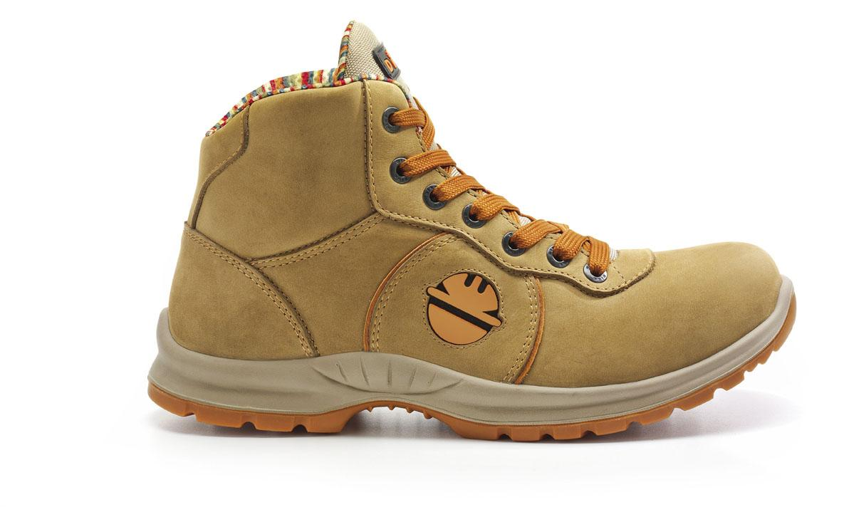 Chaussure de Sécurité Haute ADVANCE S3 SRC Camel | 23721-507 | DIKE | Fin de série