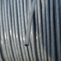 Câble acier gainé en PVC