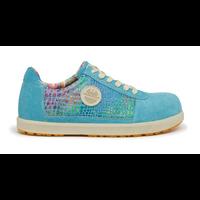 Chaussure de Sécurité Basse Femme | LEVITY Basse S1P SRC Bleu Acqua | 25618-855 | DIKE | Du 36 au 42